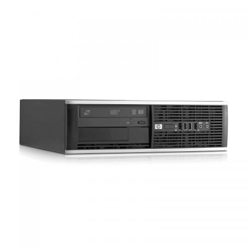 PC HP 8000 ELITE, Intel Core 2 Quad Q9550 2.83Ghz, 4GB DDR3, 250GB HDD, DVD-ROM, Desktop
