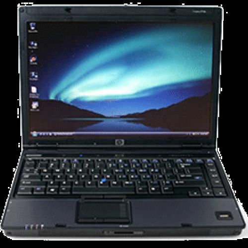 HP Compaq 2510p Notebook, Intel Core 2 Duo U7600, 2Gb DDR2, 80Gb HDD, DVD, 12 inch ***