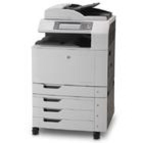 Imprimanta SH Multifunctional Laser Color A3, HP CM6040 MFP, Copiator, Scanner, Fax, ADF, Retea