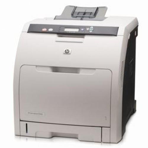 Imprimanta HP Color LaserJet CP3505dn, 384Mb DDR2 SDRAM, Duplex, 22ppm Letter, 1200 x 600 dpi