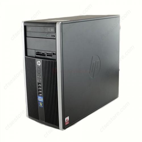 Calculator HP 6200 Pro tower, Intel i3-2100 3.10GHz, 4GB DDR3, 250GB HDD, DVD