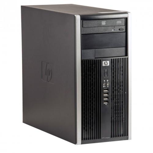 Calculator HP Compaq 6305 Tower, AMD A4-5300B 3.40GHz, 4GB DDR3, 250GB SATA, DVD-ROM, Second Hand
