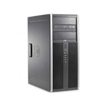 PC HP 8000 ELITE, Intel Core 2 Quad Q8400 2.66Ghz, 4GB DDR3, 250GB HDD, DVD-ROM, TOWER