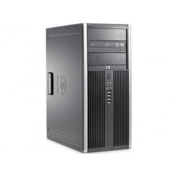 PC HP 8000 ELITE, Intel Core 2 Quad Q9550 2.83Ghz, 4GB DDR3, 250GB HDD, DVD-ROM, TOWER