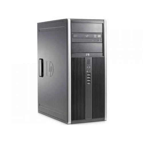 Calculator HP 8000 Elite TW, Intel Core 2 Quad Q6600, 2.40GHz, 4GB DDR3, 250GB HDD, DVD-RW