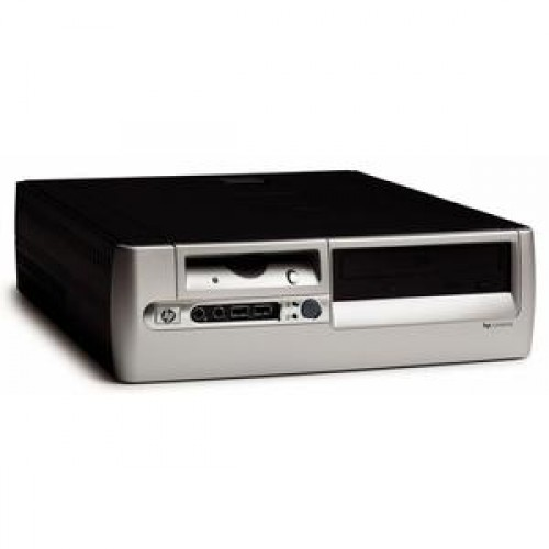 HP Compaq D530, Pentium 4 2.6Ghz, 512Mb, 40Gb HDD, CD