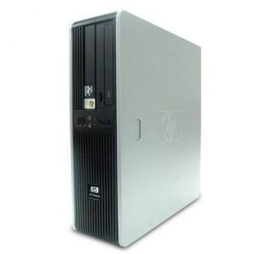 Computer HP DC5750, AMD Athlon 64 3800+, 2.4Ghz, 2Gb DDR2, 80Gb SATA, DVD-ROM