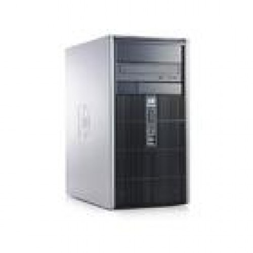 PC SH HP DC5800 MT, Core 2 Duo E7200 2.5Ghz, 2Gb DDR2, 160Gb, DVD-RW