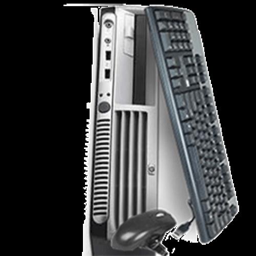 Oferta PC HP Compaq DC7700 , Intel Core Duo E5200, 2.5Ghz, 2Gb DDR2 , 80Gb DVD-ROM