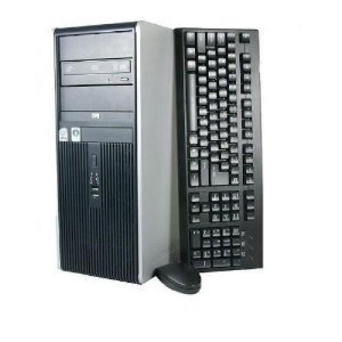 PC SH HP DC7800 MiniTower, Intel Core 2 Duo E7400 2.8Ghz, 2Gb, 160Gb SATA, DVD-RW