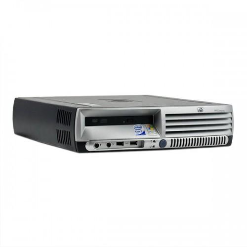 Calculator HP DC7700 Desktop, Intel Dual Core E2140 1.60GHz, 2Gb DDR2, 80 GB, DVD-RW