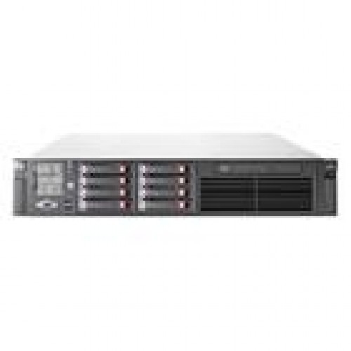 Server SH, HP ProLiant DL380 G6, 1x Intel Xeon Quad Core E5520 2.26Ghz, 32Gb DDR3 ECC, 2x 146Gb SAS, DVD, RAID P410i, 1 x 750W HS
