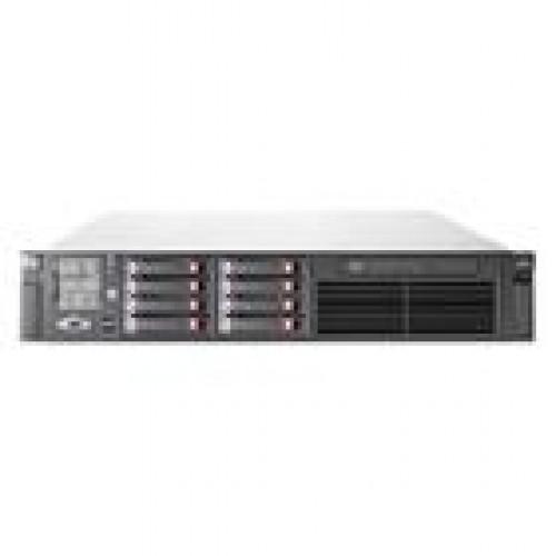 Server SH, HP ProLiant DL380 G6, 1x Intel Xeon Quad Core E5220 2.26Ghz, 32Gb DDR3 ECC, 2x 146Gb SAS, DVD, RAID P410i, 1 x 750W HS