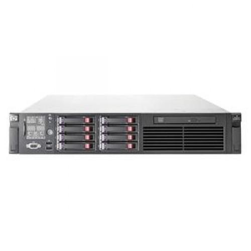 Server SH, HP ProLiant DL380 G6, 1x Intel Xeon Quad Core X5570 2.93Ghz, 32Gb DDR3 ECC, 2x 146Gb SAS, DVD-ROM, RAID P410i, 1 x 750W HS