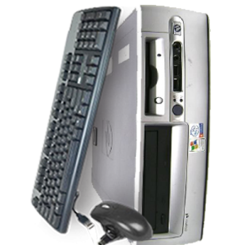 Super Pachet  PC SH HP DC7700 SFF,Procesor Intel Core 2 Duo E6400, 2.13Ghz,Memorie RAM 1Gb DDR2,HDD 160Gb SATA,Unitate Optica DVD-RW + Monitor LCD 17 Inch***