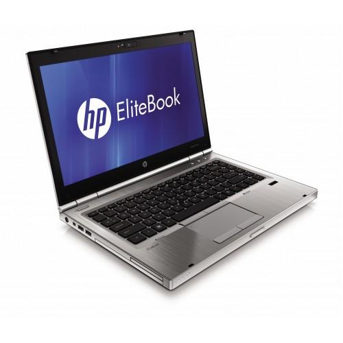 Laptop Hp EliteBook 8460p, Intel Core i5-2410M Gen. 2, 2.3Ghz, 4Gb DDR3. 320Gb SATA II, DVD-RW, 14 inch LED-Backlit HD