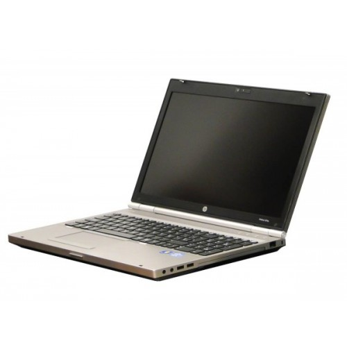 "Laptop HP EliteBook 8570p, Intel Core i5 3230M, 2.6 GHz, 4 GB DDR3, 320 GB HDD SATA, DVD, Display 15.6"" 1600 by 900"