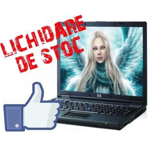 Laptop Ieftin HP NC6220, Intel Pentium M Centrino, 1.8ghz, 1GB, 60Gb, DVD-ROM Oferta Facebook***