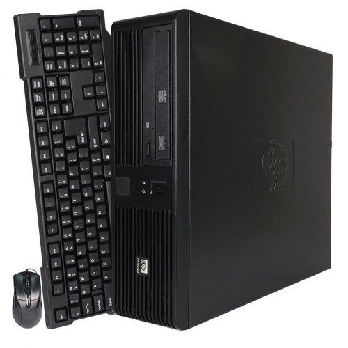 Calculator SH HP Compaq RP5700 Desktop, Intel Dual Core E2180 2.00Ghz,  2Gb DDR2, 160GB HDD, DVD