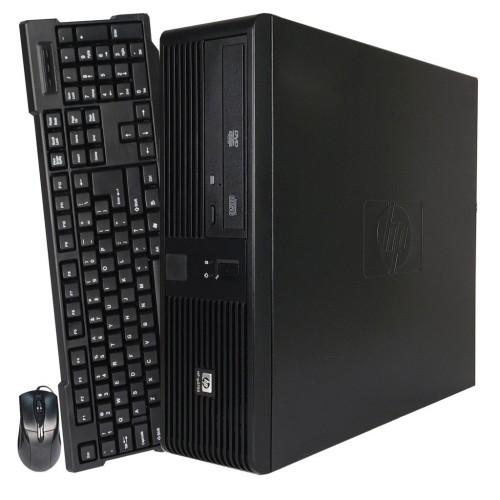 Calculator SH HP Compaq RP5700 Desktop, Intel Dual Core E2180 2.00Ghz,  2Gb DDR2, 160GB HDD, DVD