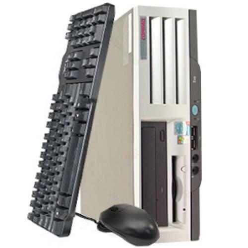Compaq Evo D500, D5D, Intel Pentium 4, 1.7ghz, 256mb Sdram, 20 Gb HDD, CD-ROM ***