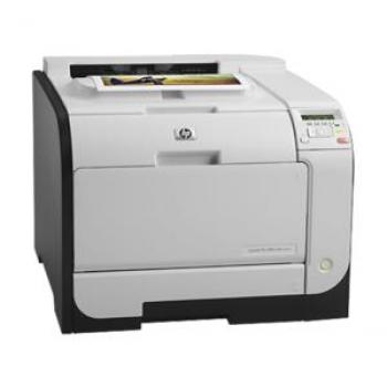 Imprimanta Laser Color HP LaserJet Pro M451dn, Duplex, Retea, USB, 21ppm