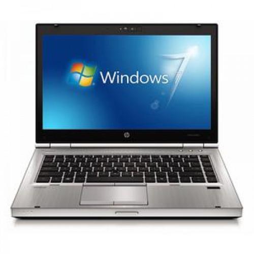 Laptop Refurbished HP EliteBook 8460p, Intel Core i5-2520M 3.2GHz, 8GB DDR3. 180GB SSD, DVD-RW