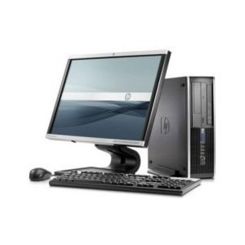 Pachet PC+LCD HP Elite 8200 i3-2100M 3.1Ghz, 4GB DDR3, 250GB HDD Sata DVD