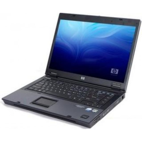 Laptop HP 6510b Notebook, Core 2 Duo T8100, 2,1Ghz, 2Gb, 160Gb, DVD-RW,