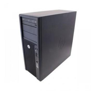 Calculator SH HP Z210, Intel Core I7-2600 Gen. II, 3.4Ghz, 8Gb DDR3, 500Gb SATA, DVD-RW