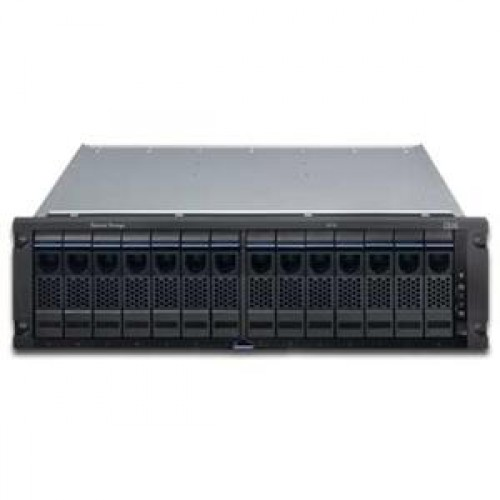StorageWorks IBM N3700 2863, 14HDD Fibre Channel 300Gb, 2x Disk Array Controller