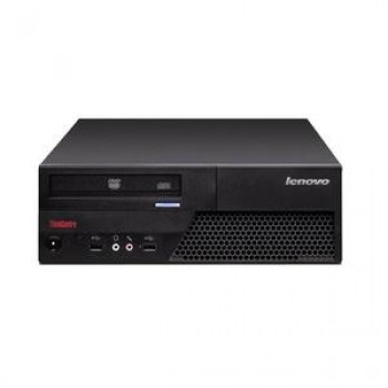 PC IBM ThinkCentre M58p Desktop, Intel Core 2 Duo E8500 3.16Ghz, 2Gb DDR3, 160Gb HDD, DVD-RW