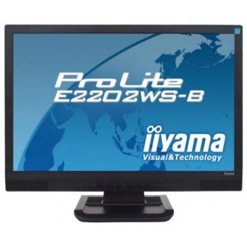 Monitor SH iiYama E2202WS, LCD 22 inci,  Widescreen, 1680 x 1050