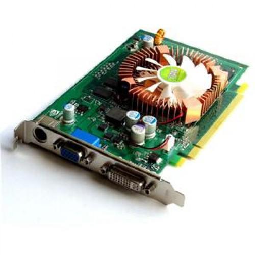 Placa video nVidia GeForce 8600 GT, 512Mb, 128bit VGA, DVI, PCI-E