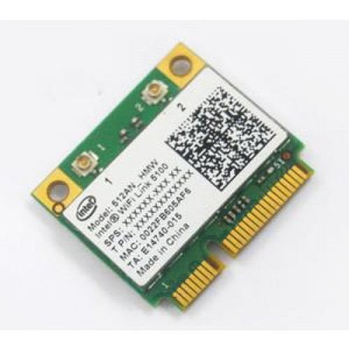Intel WiFi Link 5100 PCIe Half Mini Card