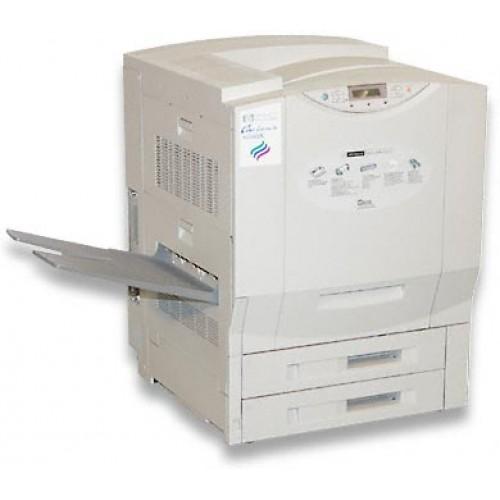 Imprimanta SH HP Color LaserJet 8550n,Laser, A3, 24 ppm, Retea