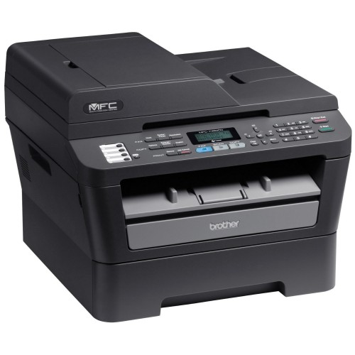 Multifunctionala SH BROTHER MFC 7460dn, Imprimanta, Scanner, Copiator, Fax, Duplex, Retea, 26ppm