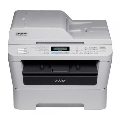 Multifunctionala BROTHER MFC-7360N, Imprimanta, Scanner, Copiator, Fax, Retea, 24ppm, Second Hand