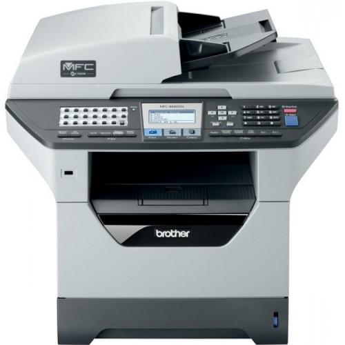 Imprimanta Multifunctionala Brother MFC-8880DN, Duplex, retea, USB, Scaner, Copiator, Fax, Second Hand