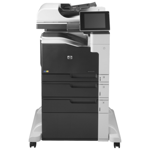 Multifunctionala Laser Color HP Enterprise 700 M775, 600x600 dpi, 30 ppm, Cartuse noi, compatibile, Second Hand