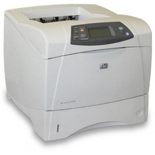 Imprimanta Laser Monocrom HP LaserJet 4200DN, Duplex, 35ppm, 1200 x 1200, Paralel, Retea, Second Hand