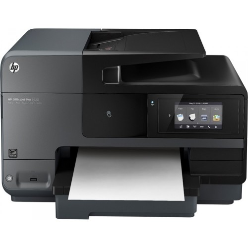 Multifunctionala Laser Color HP Pro Officet 8620, 1200x1200 dpi, 34 ppm, Copiator, Scanner, Second Hand