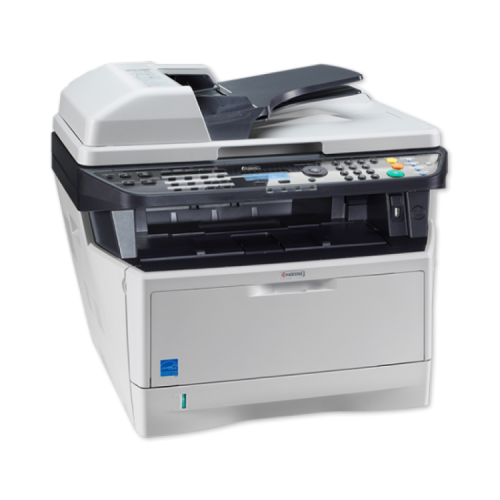 Multifunctionala Laser Monocrom A4 Kyocera FS-1135MFP, 35 ppm, Retea, USB, Copiator, Scaner, Second Hand