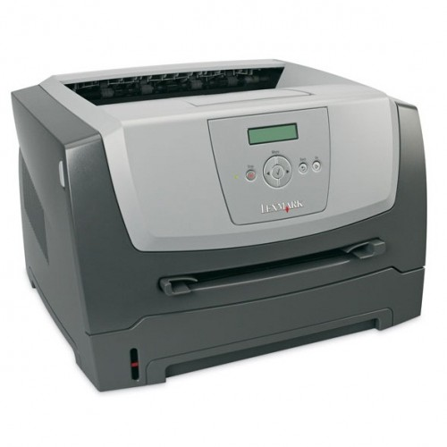 Imprimanta second hand Lexmark Optra E352DN, 1200x1200, 32MB Ram, Duplex, Lan, USB