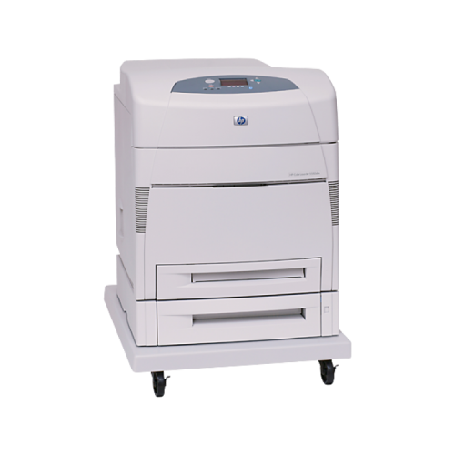 Imprimanta HP Color LaserJet 5550dtn, Format A3, Duplex, Retea, Second Hand