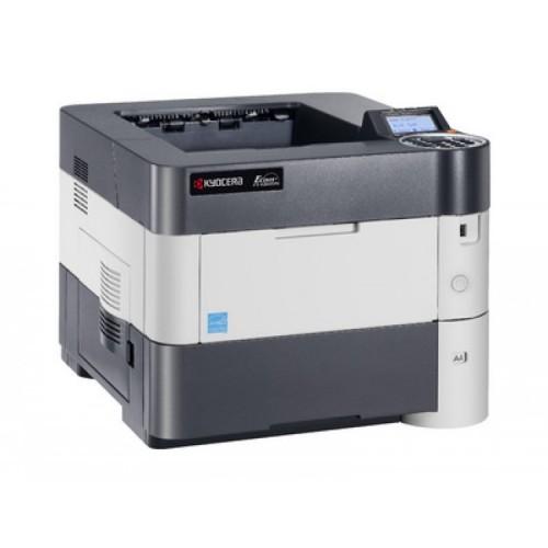 Imprimanta SH KYOCERA FS-4300DN, 60 PPM, Duplex, Retea, USB, 1200 x 1200, Laser, Monocrom, A4