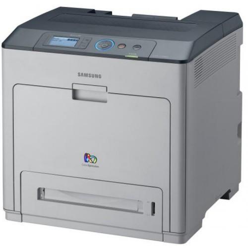 Imprimanta Laser Color A4 Samsung CLP-775ND, 32 ppm, Duplex, Retea, USB 2.0, S