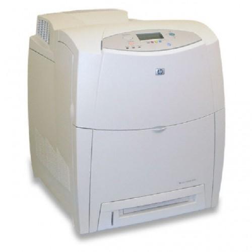 Imprimanta Laser Color HP4600n, Paralel, Retea, 17ppm