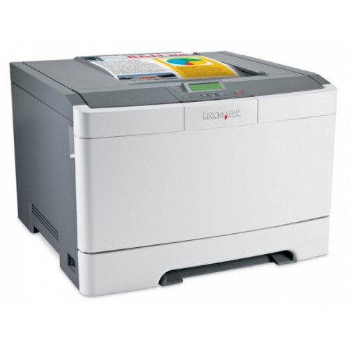 Imprimanta Second Hand Laser Color LEXMARK C544DN, Retea, USB, 21ppm