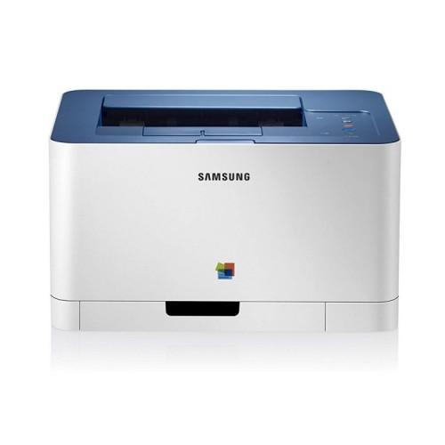 Imprimanta Laser Color Samsung CLP-360, A4, 600 x 600, 18 ppm, USB, Second Hand